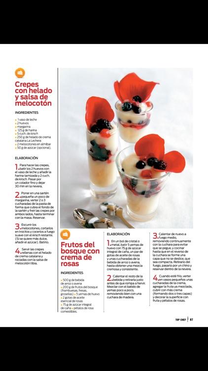 Top Chef la revista screenshot-4