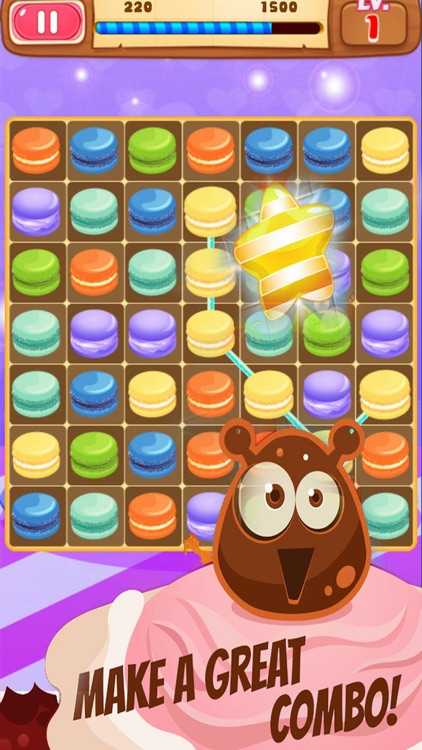 Cookie Party Star: Free Game