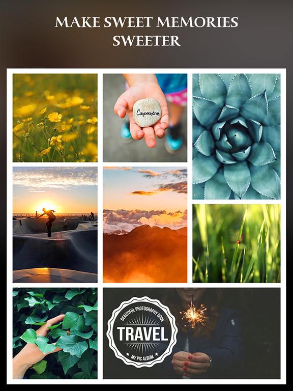 Pro Collage Creator – 写真に美しいテキスト&アートワークを追加しますのおすすめ画像3