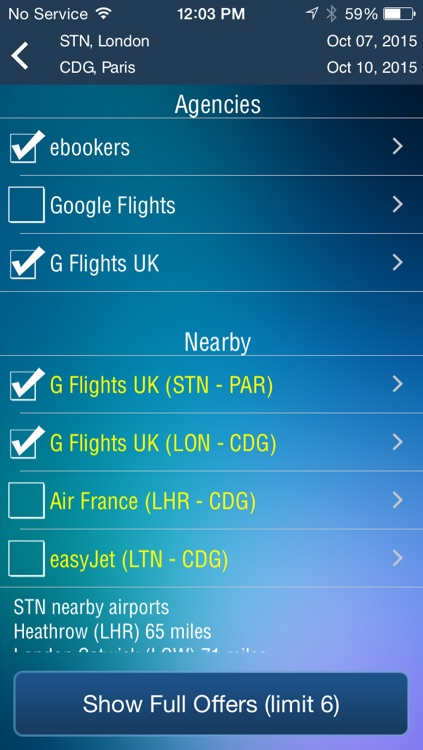 London Stansted Airport Pro (STN) Flight Tracker screenshot-3
