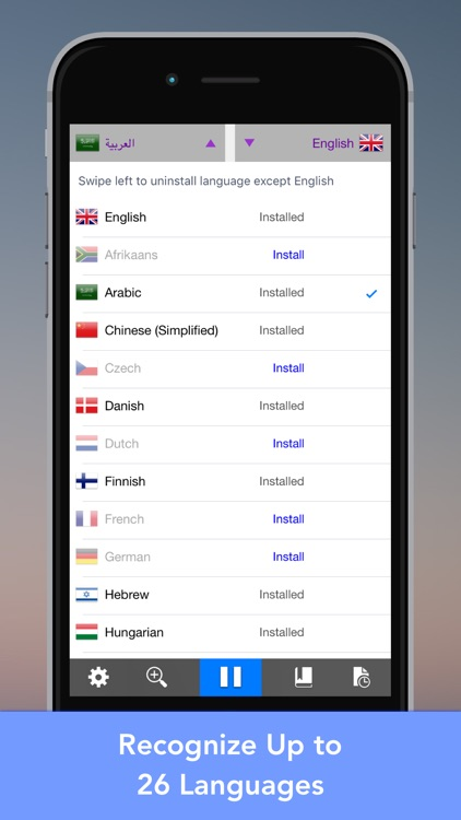 LingoCam Lite: Real-Time Translator & Dictionary screenshot-4