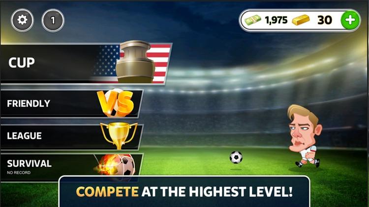 Head Soccer America 2016 screenshot-3