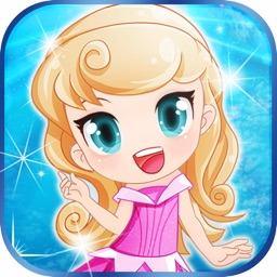 Little Princess DressUp Happy Ever - After High Queen Fashion & Equestria Party Go