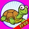 美丽神奇的乌龟为孩子 - 免费游戏