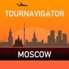 Moscow – tourist guide & offline map – Tournavigator