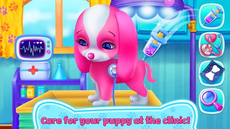Puppy Love - My Dream Pet screenshot-3