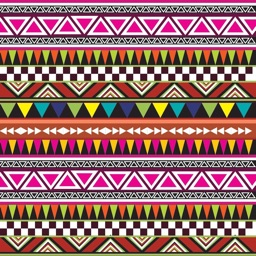 African Print Wallpapers HD: Quotes Backgrounds with Traditional Fabric Patterns