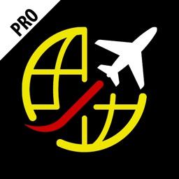 Air DE PRO : Flug tracker für Air Berlin, Condor, Germanwings, Lufthansa, TuiFly Airlines