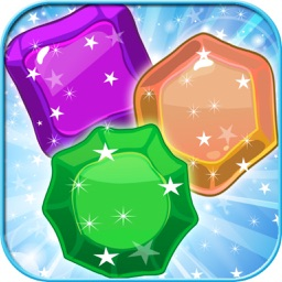 Match Gem Puzzle - Jewel Fever