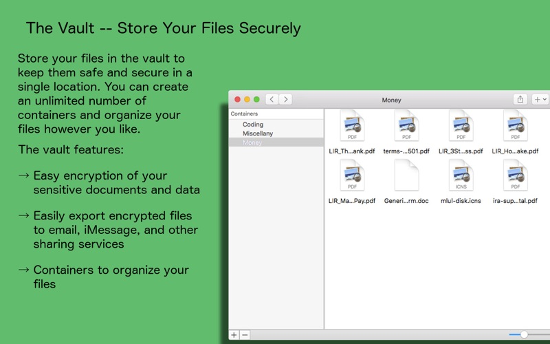 Room 40: Advanced Encryption Software