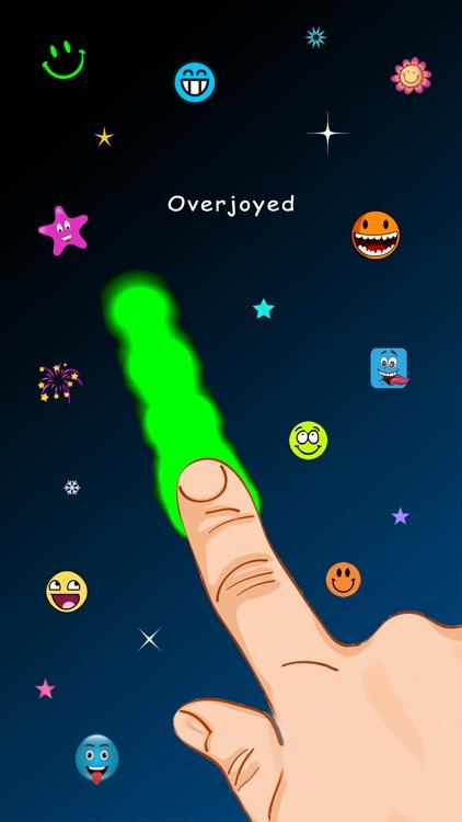 Mood Detector Scanner: Detect moods by finger scan