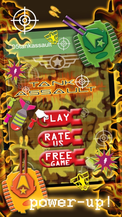 Tank Assault . ZX app image