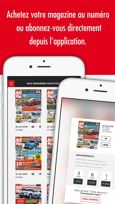 auto plus magazine 4 4 4 pour ios android windows phone. Black Bedroom Furniture Sets. Home Design Ideas