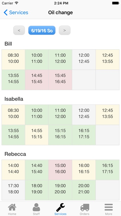 Nano Service Booking screenshot-3
