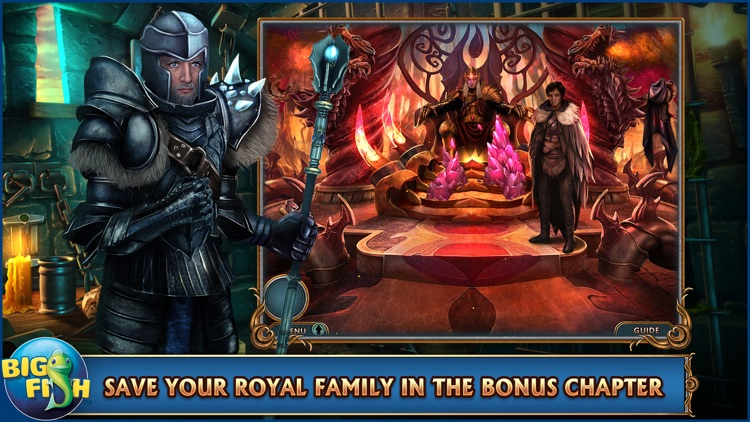 Nevertales: Legends - A Hidden Object Adventure (Full) screenshot-3