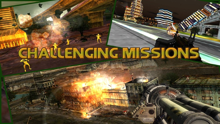 Action Adventure Gunner Battle Game 2016 - Real Counter Combat Shooting Missions for free