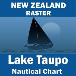 Lake Taupo (New Zealand) – Raster Nautical Charts