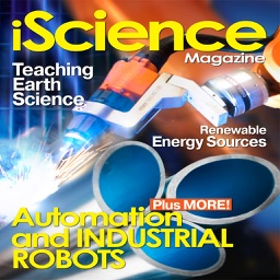 iScience Magazine - The Best new Science, Technology and Gadgets Magazine from the Future!