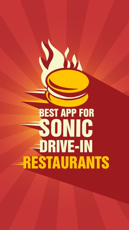 Best App for Sonic Drive-In Restaurants