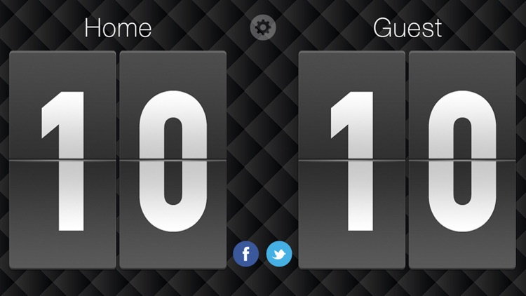 Scoreboard - Free Score Keeping on the Go screenshot-3