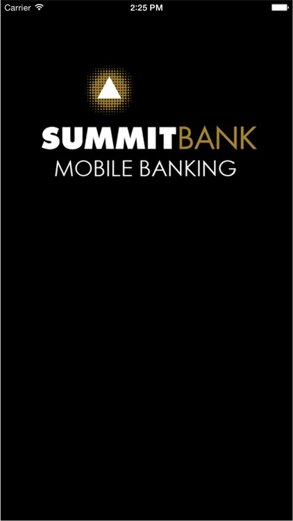 Summit Bank (OR) Mobile Banking