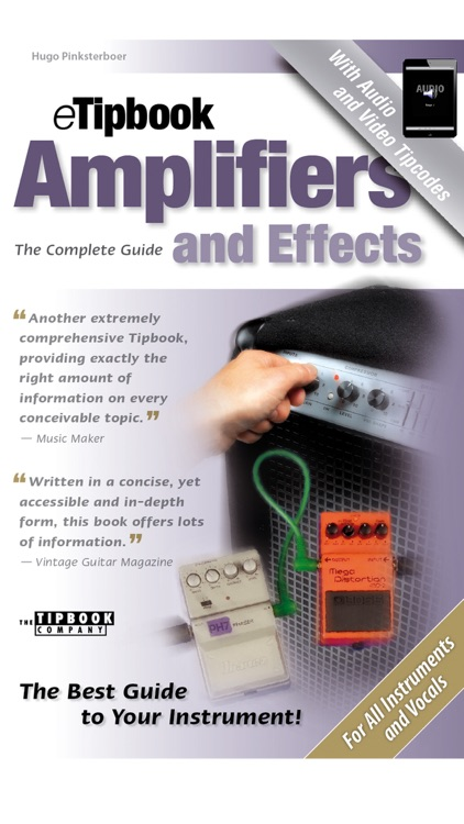 eTipbook Amplifiers and Effects