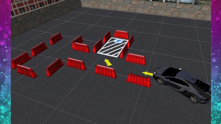 Car Parking Simulator Car Driving Test Simulator screenshot-4