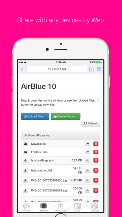 AirBlue Sharing 10のおすすめ画像3