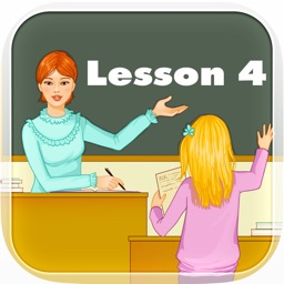 English Conversation Lesson 4 - Listening and Speaking English for kids grade 1st 2nd 3rd 4th