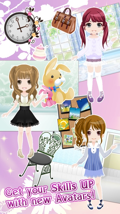 Beloved Nightmare   Free Otome Game screenshot-4