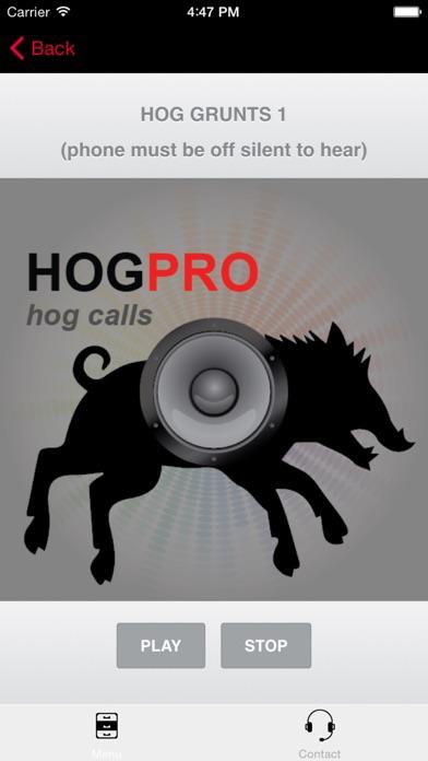 REAL Hog Calls - Hog Hunting Calls + Boar Calls BLUETOOTH