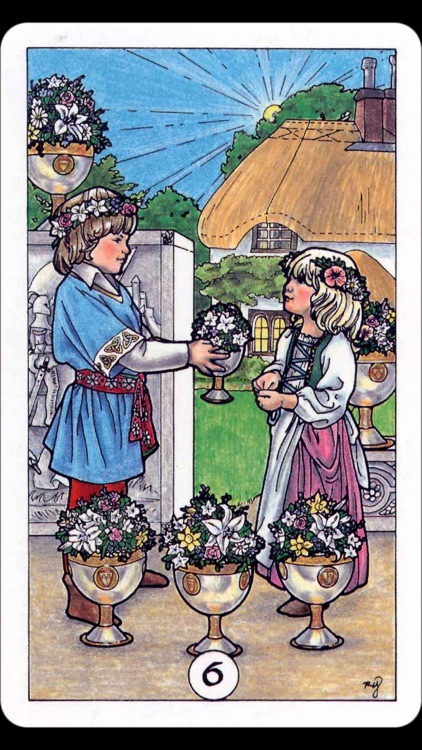 Robin Wood Tarot screenshot-1