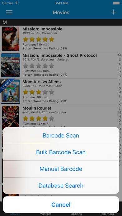 Movie Collector Database Proのおすすめ画像1