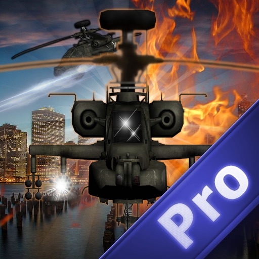 Awesome Helicopter Race Pro - Combat War Strike Propeller Wings