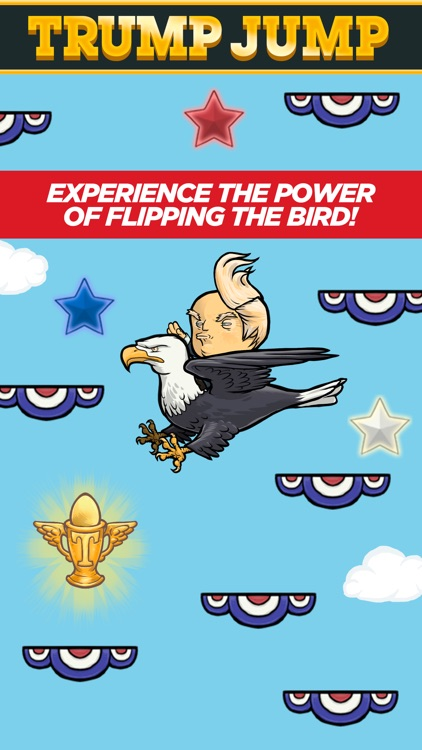 Trump Jump : The Game screenshot-3