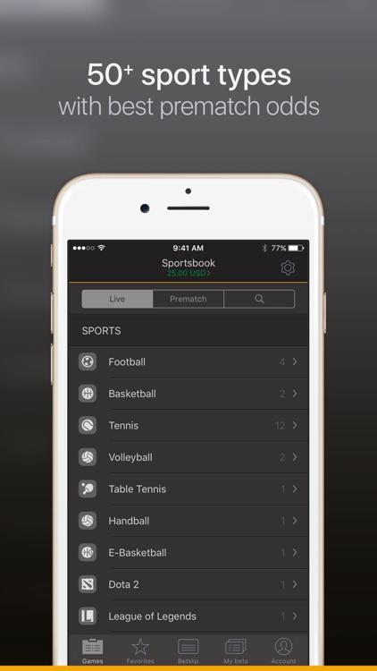 Sportsbook by VillaBet — Sports Betting