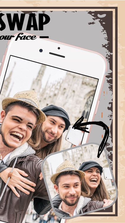 Replace Your Face! - Best Funny Face Swap Photo Editor to Switch Faces and Add Effects