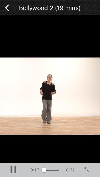 ボリウッドダンスフィットネス無料 screenshot1