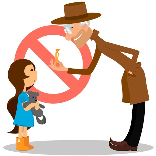 Helping Children Learn Caution with Strangers:Tips and Tutorial