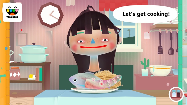 Toca Kitchen 2 screenshot-0