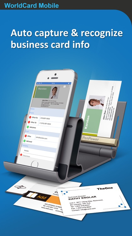 WorldCard Mobile Lite