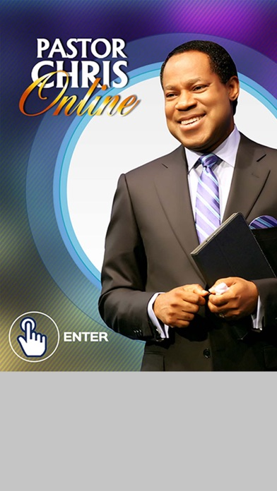 Pastor Chris Online App screenshot one
