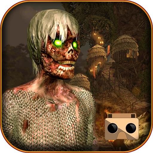 VR Deadland Zombies Combat