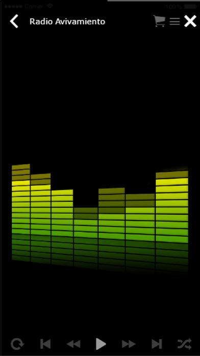Radio Avivamiento screenshot two