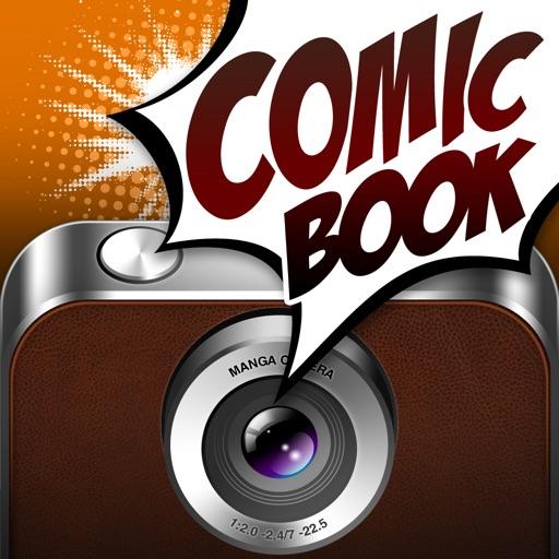 Comic Book Camera