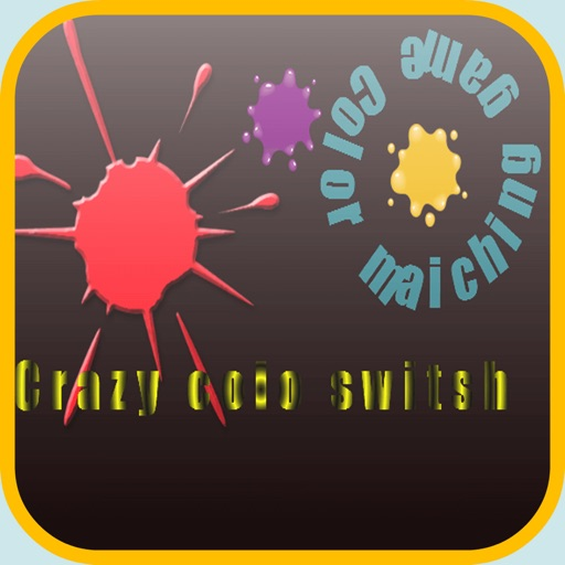 crazy color switsh - colors matching game iOS App