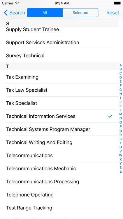 Gov Job Search - Find government jobs and employment information