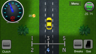 Car Manual Shiftのおすすめ画像1