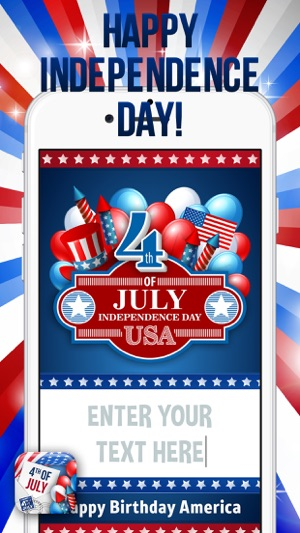 4th Of July Greeting Cards Celebrate Independence Day With