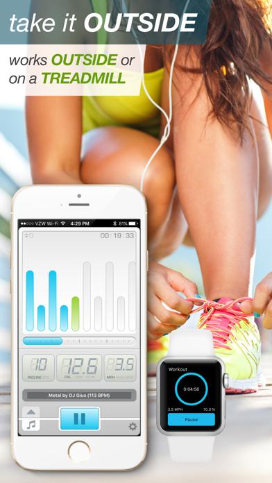 BeatBurn Treadmill Trainer - Walking, Running, and Jogging Workoutsのおすすめ画像2
